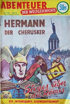 Hermann der Cherusker
