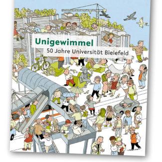 Unigewimmel - Wimmelbuch Universität Bielefeld