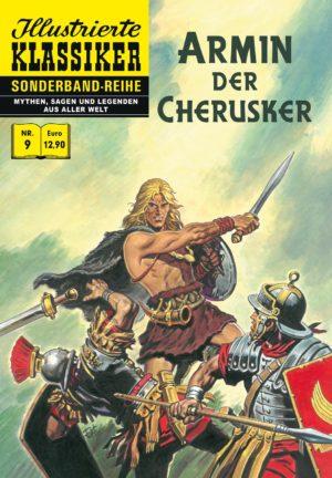 Armin der Cherusker Comic