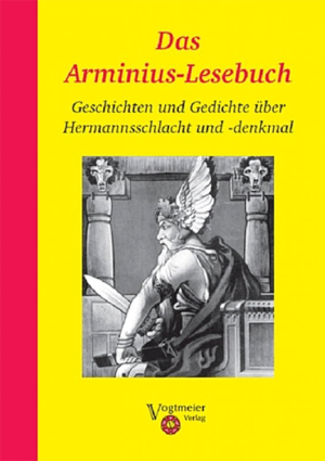 Hermann Cherusker Arminius Lesebuch