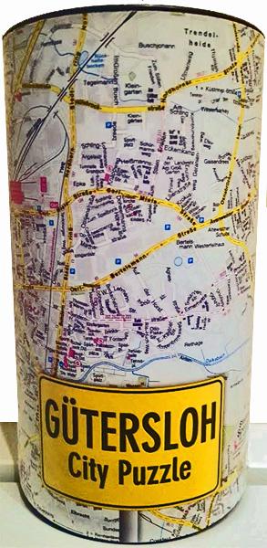 City Puzzle Gütersloh