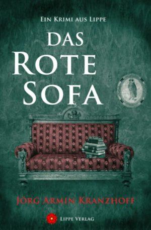 Das rote Sofa. Ein Krimi aus Lippe