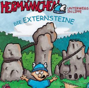 Hermännchen - Die Externsteine