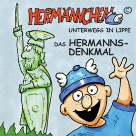 Hermännchen - Das Hermannsdenkmal