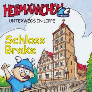 Hermännchen Schloss Brake Lemgo Lippe