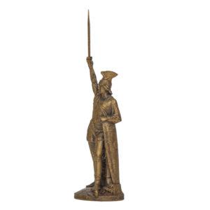 Hermannsdenkmal Arminius Statue bronze