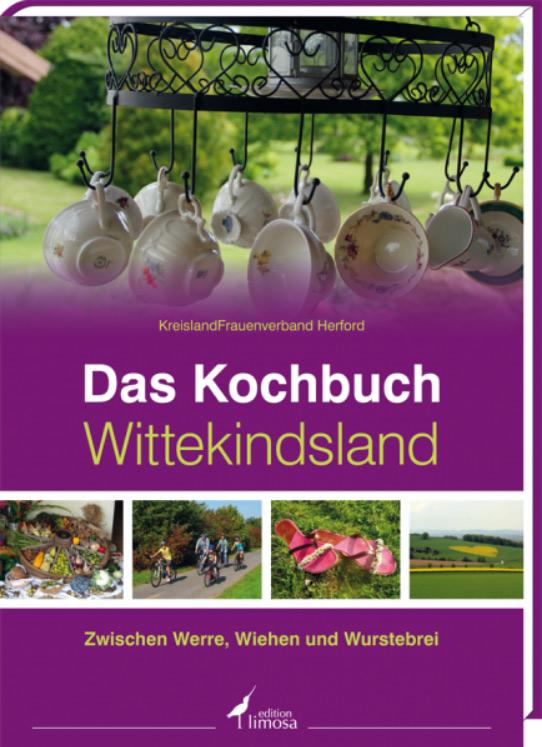 Kochbuch landfrauen kreis Herford wittekindsland