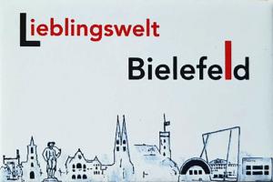 Magnet Lieblingswelt Bielefeld