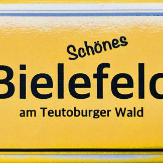 Magnte Schönes Bielefeld am Teutoburger Wald