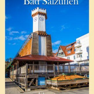 Grußkarte Bad Salzuflen Uhrenturm
