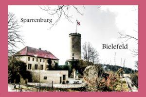 Bielefelder Sparrenburg Innenhof quer