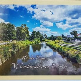 Postkarte Lemgo an der Bega