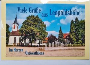 Postkarte Leopoldshöhe