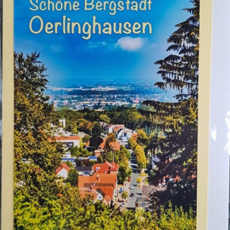 Postkarte Oerlinghausen Panorama