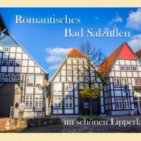 Grußkarte Bad Salzuflen Romantik
