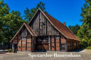 Postkarte Gütersloh Spexard Spexarder Bauernhaus
