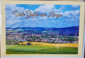 Grußkarte Stadtansicht Lemgo