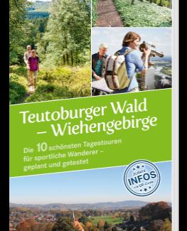 Teutoburger Wld Wiehengebirge Wanderungen Tagestouren