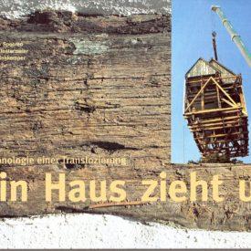 Ein Haus zieht um Umzug Stadtmuseum Gütersloh