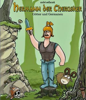 Hermann der Cherusker Kinderbuch