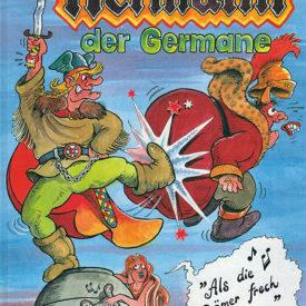 Comic Hermann der Germane
