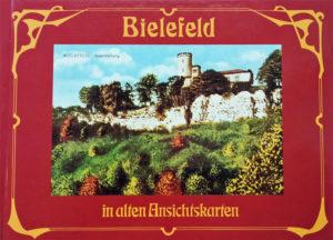 Bielefeld in alten Ansichtskarten - historische Postkarten