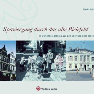 Spaziergang durch das alte Bielefeld