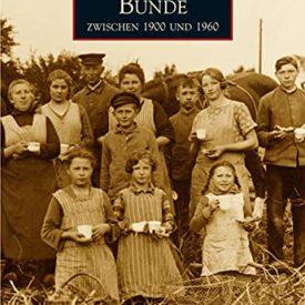 Foto-Bildband Bünde zwischen 1900 und 1960
