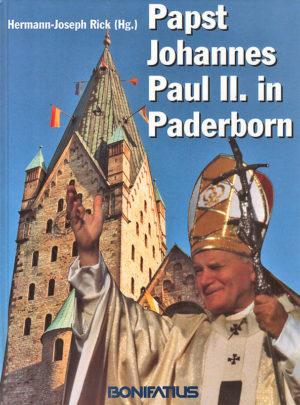 Papst Johannes Paul II. in Paderborn