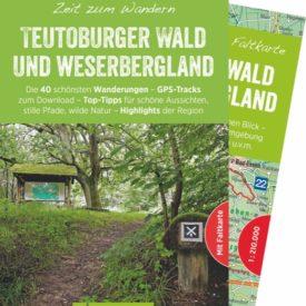 Zeit zum Wandern Teutoburger Wald